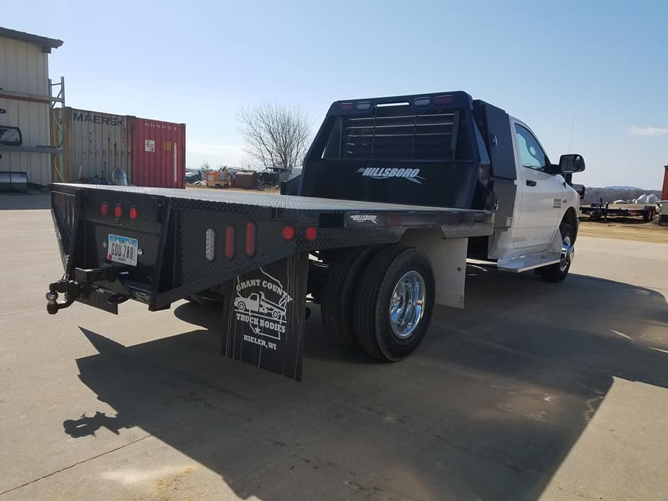 Tool Boxes And Backpacks Grant County Truck Bodies